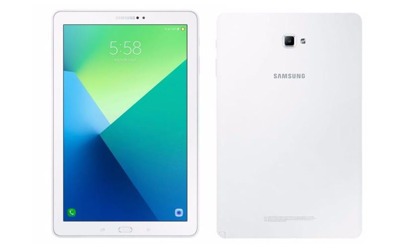 Galaxy Tab A 2016