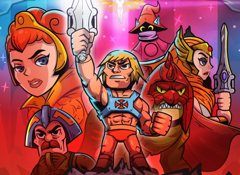He-Man Tappers of Grayskull