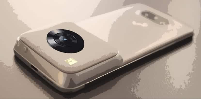 LG G5 módulo