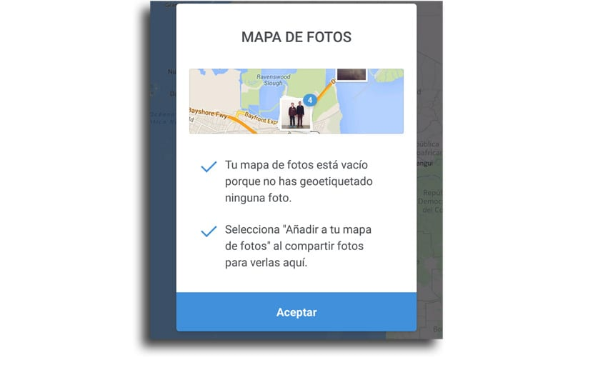 Mapa de Fotos