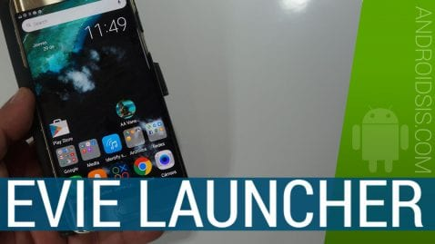 Evie Launcher para Android