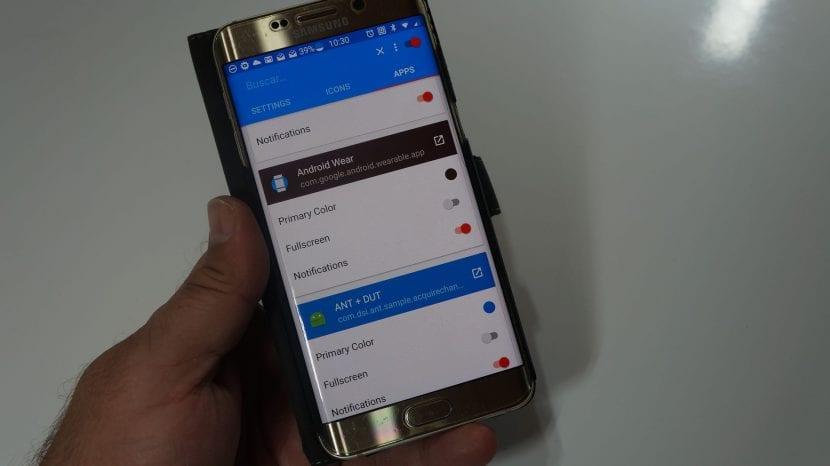 Cómo personalizar la barra de tareas Android sin Root
