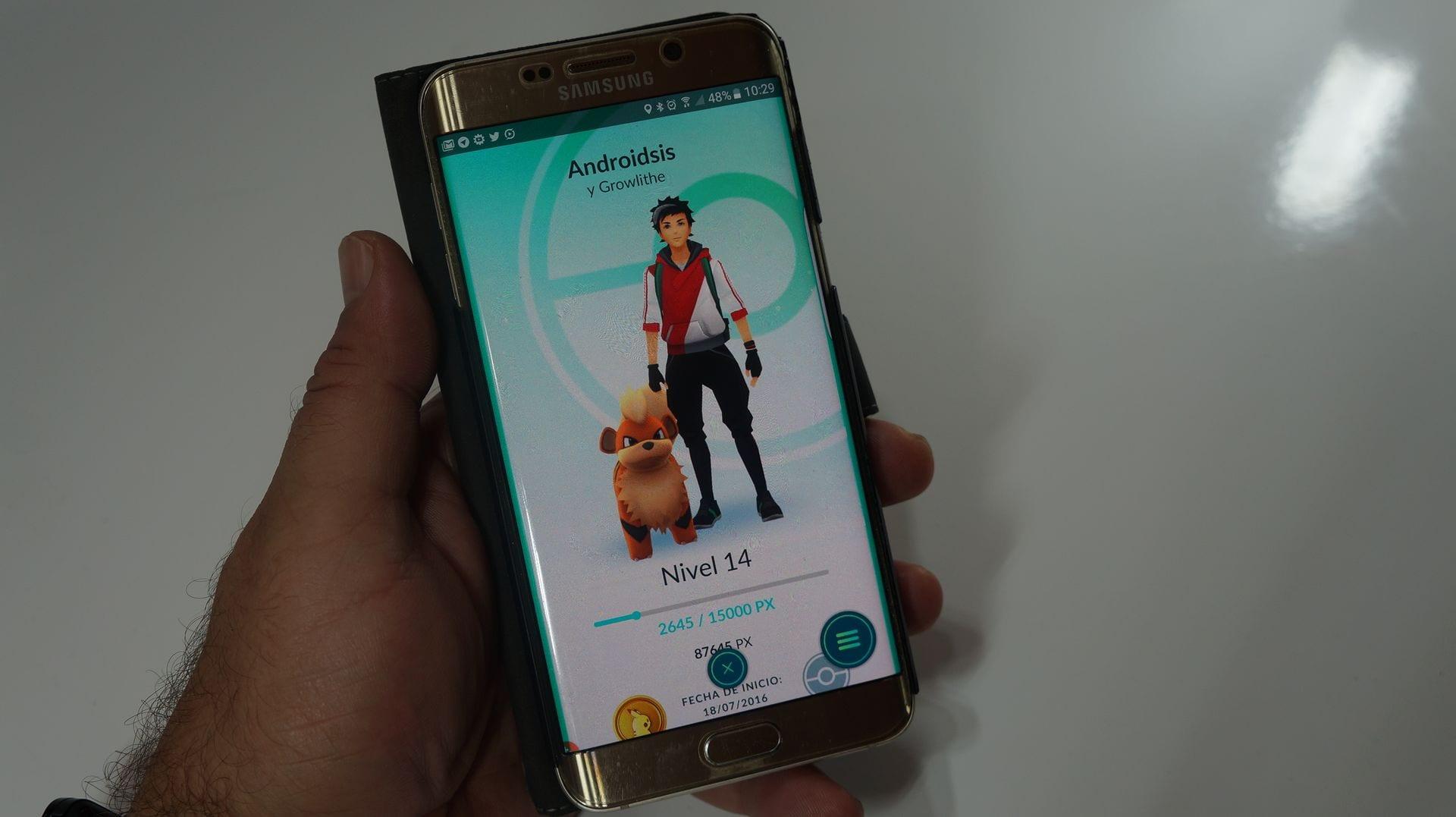 [APK] Todas las novedades de Pokemon Go 0.37. ¡¡CUIDADO SI ERES ROOT!!