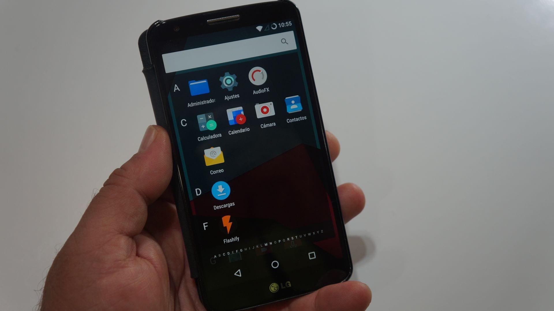 Cómo preparar el LG G2 para su actualización a Android Nougat