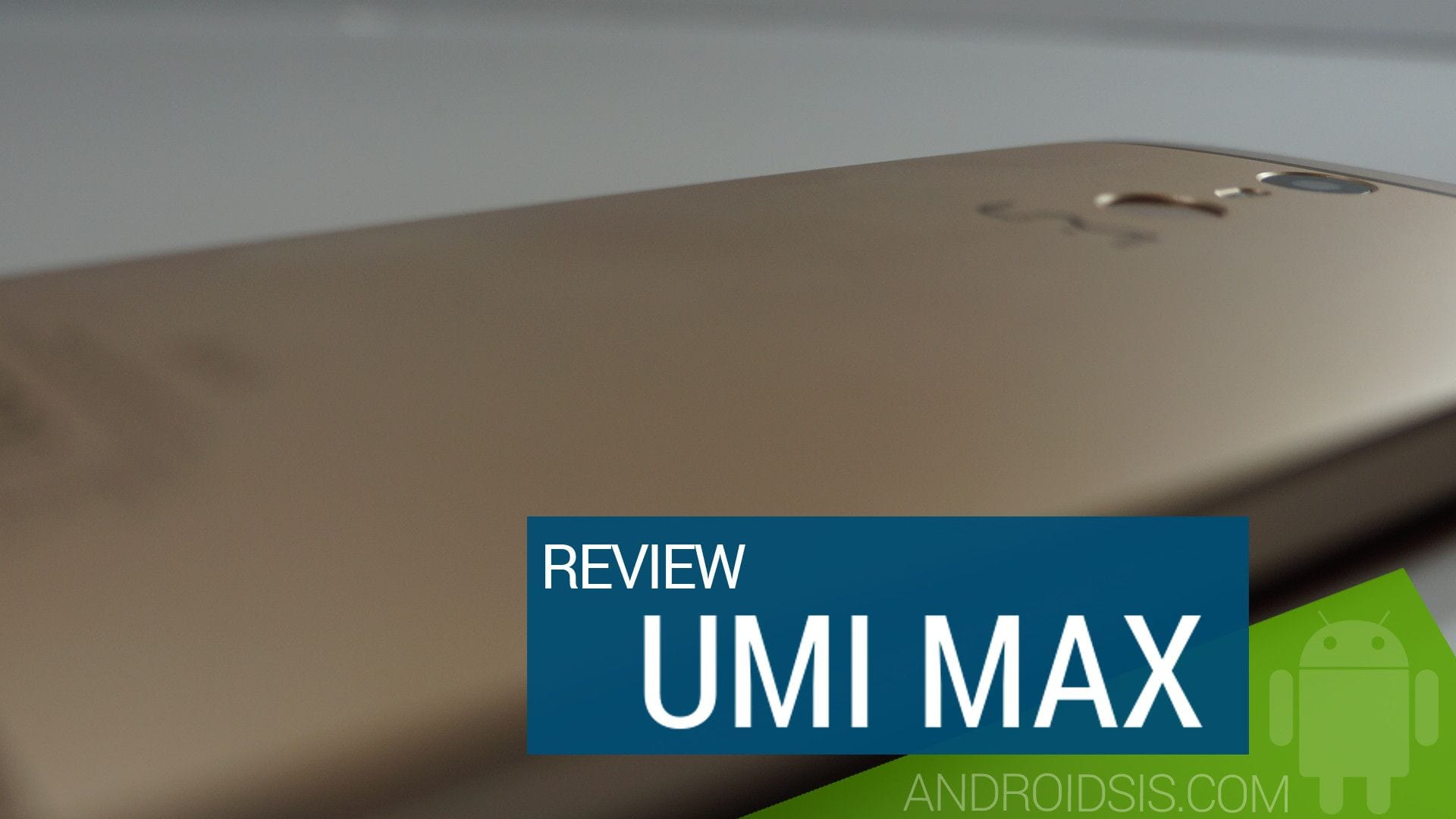 Review UMI MAX