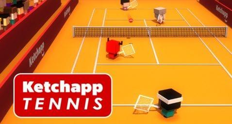 Tennis Ketchapp