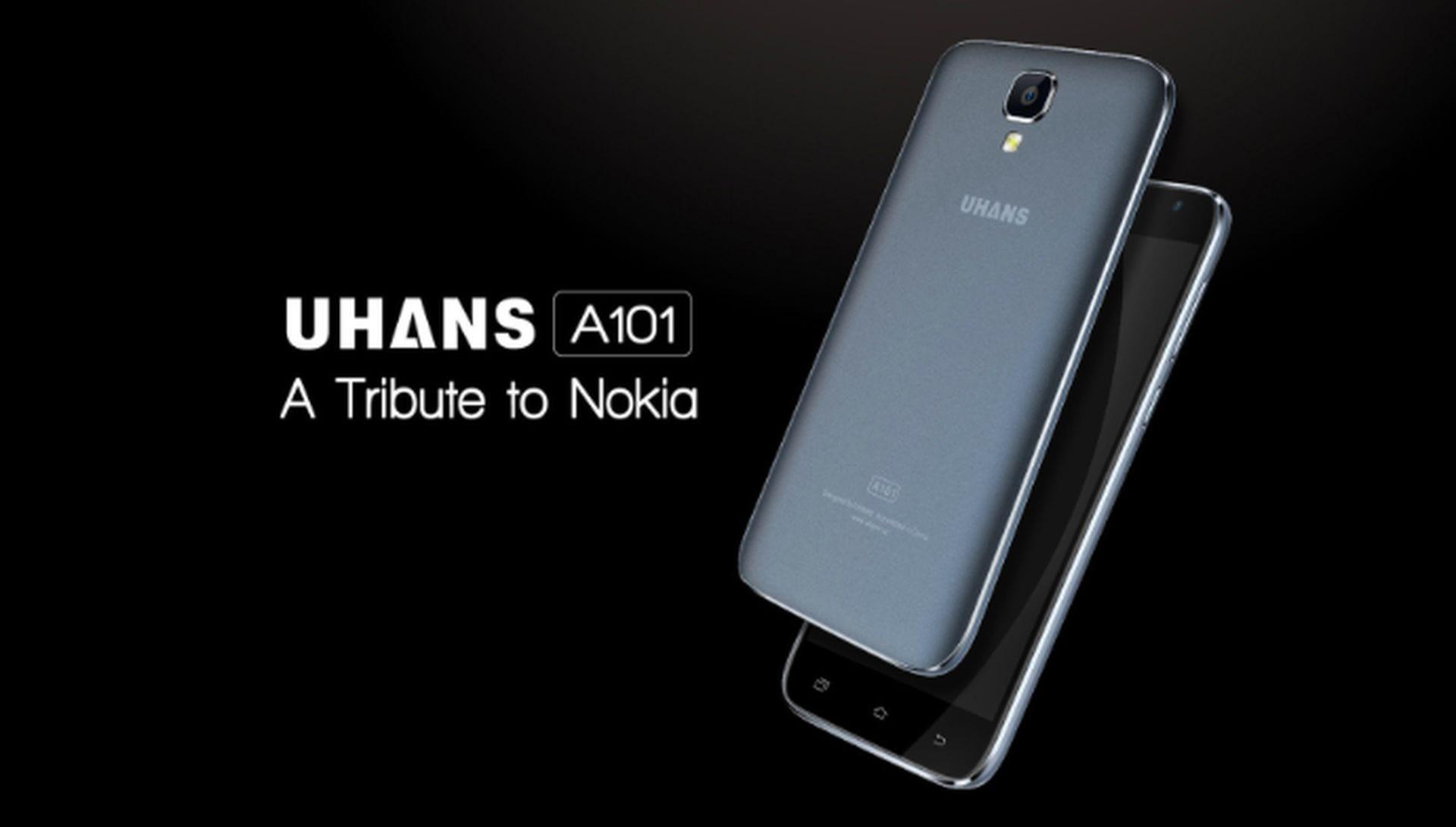 UHANS A101, el Android gama entrada por menos de 50 euros que te va a asombrar