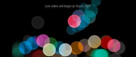 Cómo ver la presentación de Apple en directo, nuevo iPhone 7 a la vista