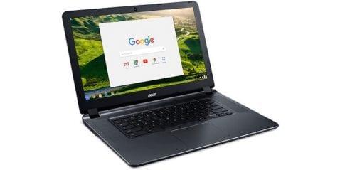 """Hacer lanza un Chromebook de 15"""" por sólo 199$"""