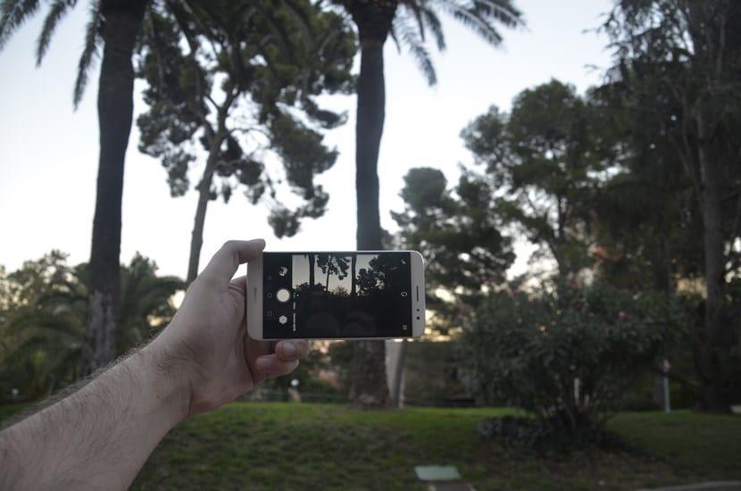 Huawei Nova Plus cámara