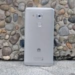 Huawei Nova Plus trasera