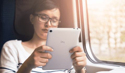 BQ Aquaris M8, la nueva tablet made in Spain