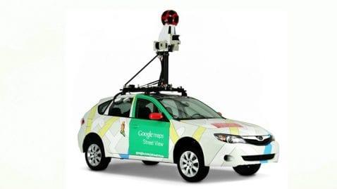 ¿Quieres saber si el coche de Google Street View pasará por tu ciudad?