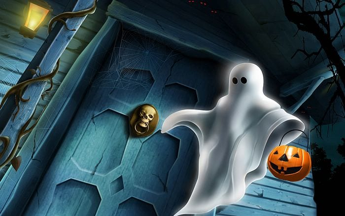 Halloween Ghost Picture
