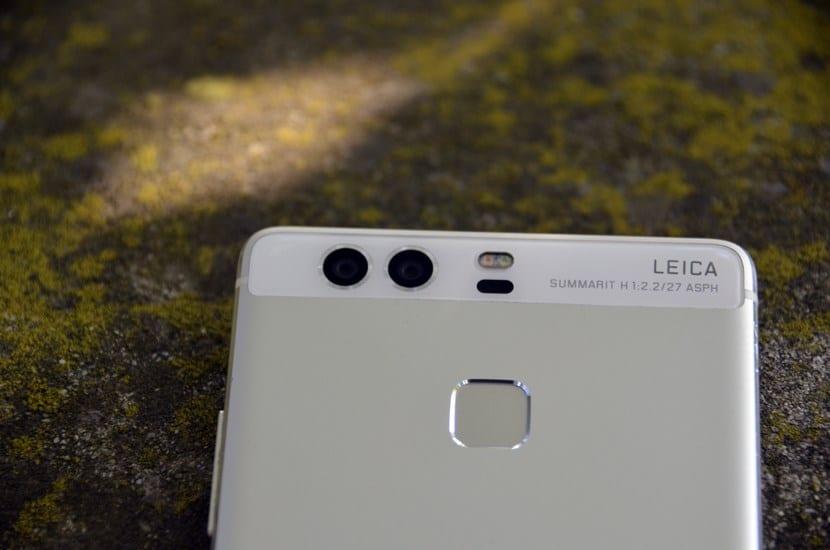 Huawei P9 camara