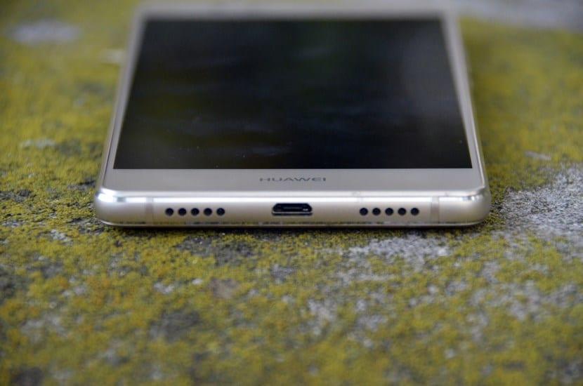 Huawei P9 Lite usb