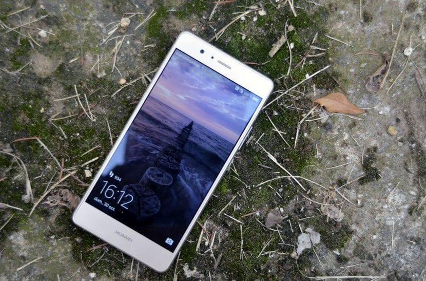 Huawei P9 Lite frontal