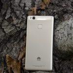 Huawei P9 Lite trasera
