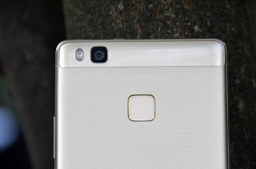 Huawei P9 Lite camara