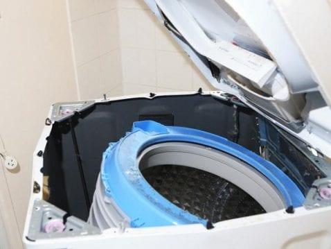 A Samsung le crecen los enanos, ahora está teniendo serios problemas con las lavadoras