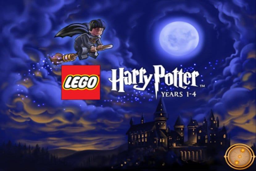 Los juegos de Harry Potter aterrizan en Lego