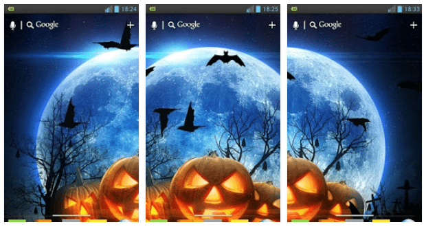 Los mejores Live Wallpapers para disfrutar a tope de este Halloween 2016