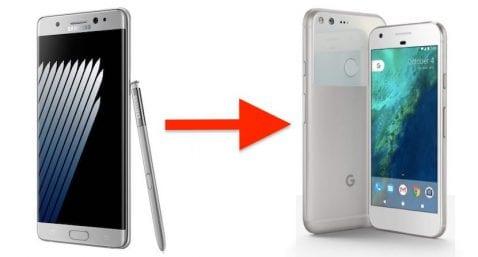 El 40% de usuarios de Samsung no volverá a comprar un smartphone de la marca