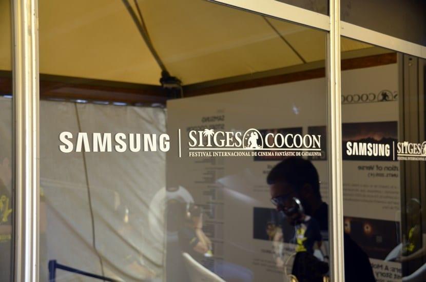 entrada Samsung sitges cocoon