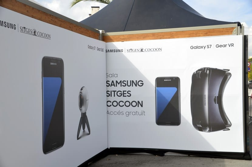 samsung sitges cocoon