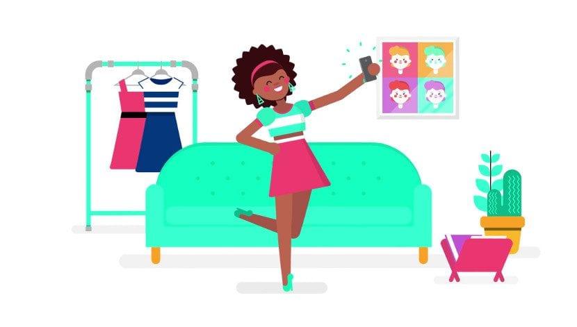 Trendy es una red social para promocionar, vender y comprar productos de moda