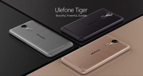 Ulefone Tiger, un increíble smartphone por menos de 90 euros