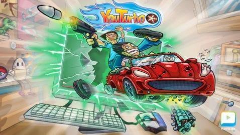YouTurbo es un juego con youtubers españoles como protagonistas
