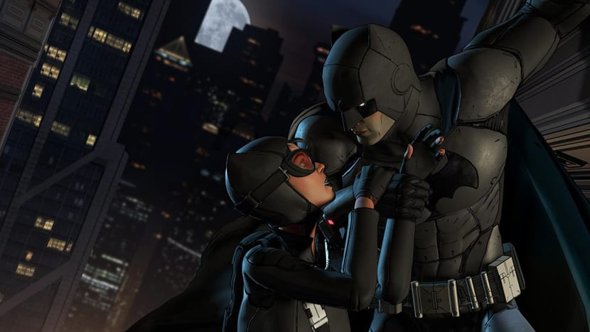 Batmen the TellTale Series