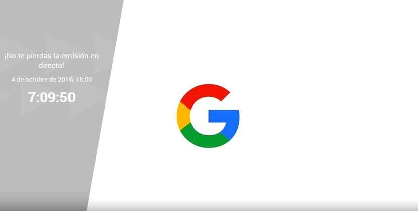 Emisión Google