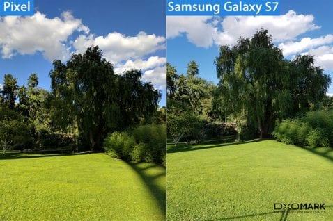 Fotos ejemplos Pixel