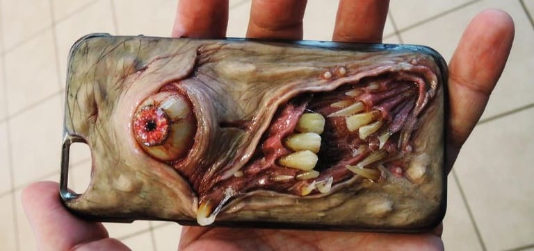 funda zombie