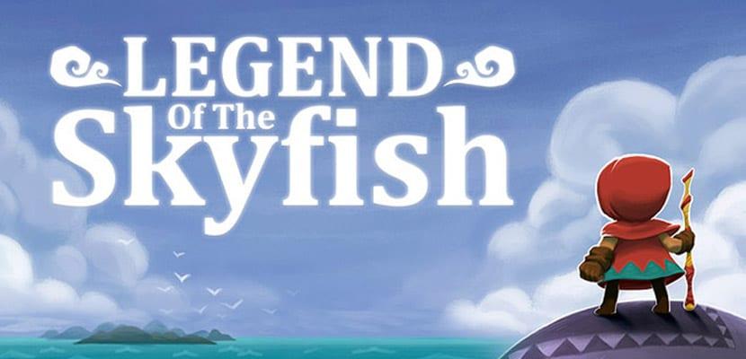 La Leyenda de Skyfish