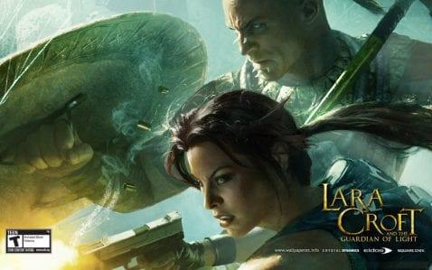 Lara Croft Guardian of Light