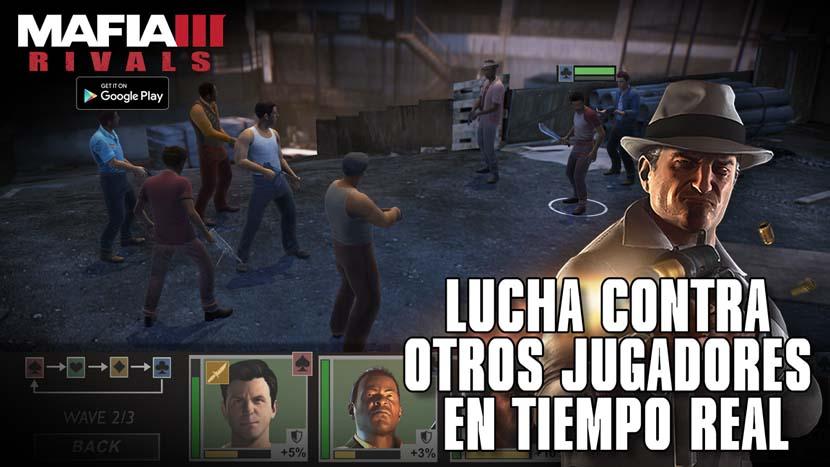 Mafia 3 Rivales