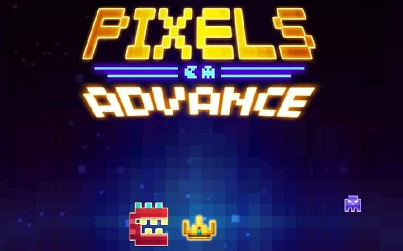 Pixels Advance