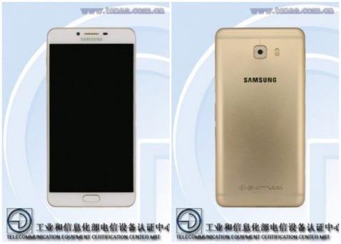 Así será el próximo Samsung Galaxy C9