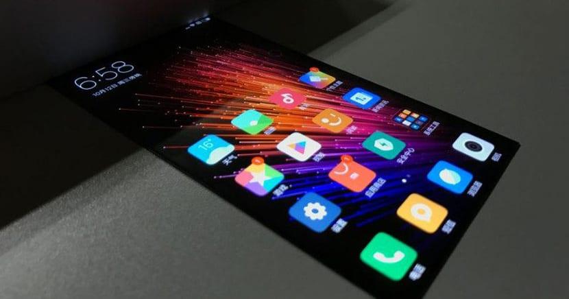 Xiaomi flexible