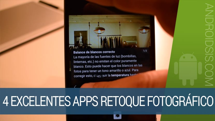Apps retoque fotográfico