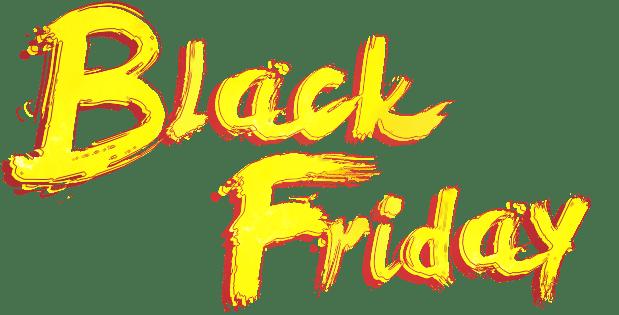 Logo Black Friday resaltón