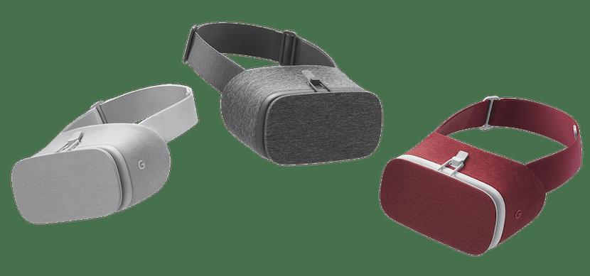 Las Google Daydream llegarán el 10 de noviembre a 5 países