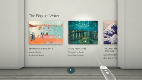 Google Arts & Culture VR ya disponible en la Play Store
