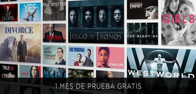 HBO España ofrece un mes de prueba gratis