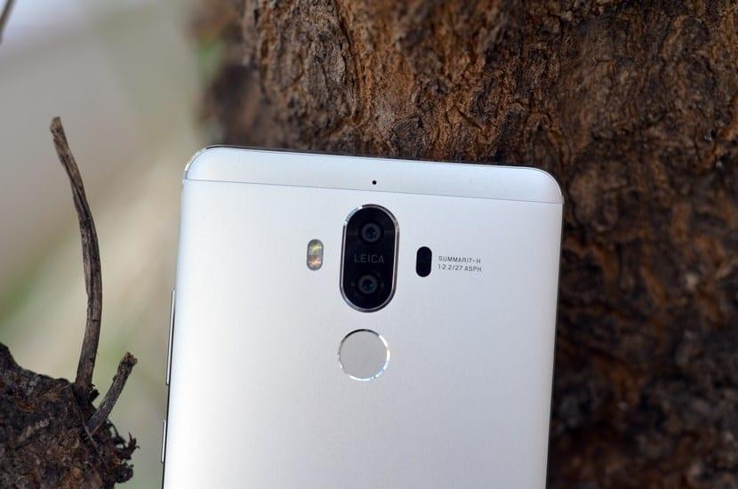 cámara Huawei Mate 9