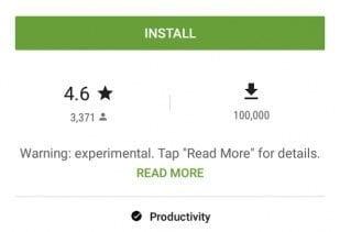 Descarga ya la nueva versión del Play Store con un aspecto totalmente renovado