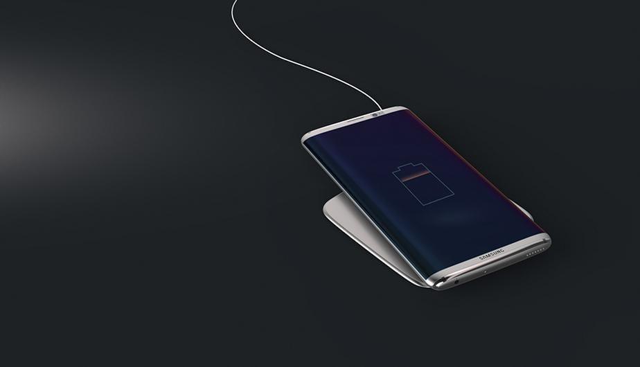 Carga rápida del Samsung Galaxy S8